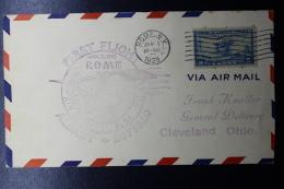 USA  First Flight Rome NY -> Albany - Buffalo  Jan 7 1929 - Vereinigte Staaten