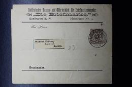 Württemberg  3 X Streifband, Privatdrücken - Wurtemberg