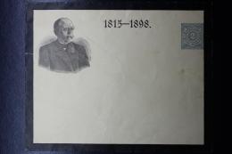 Württemberg  Umslag  Tot Bismarck 1898 - Wuerttemberg