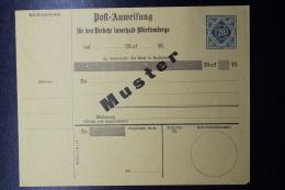 Württemberg  Umschlag ADA11 1902 MUNSTER - Wurtemberg
