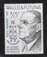 WALLIS Et FUTUNA - PA N° 190 ** (1995) G. De Gaulle - Airmail