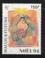 WALLIS Et FUTUNA - PA N° 184 ** (1994)  Noël - Airmail