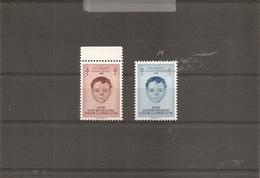 Luxembourg - Lutte Contre La Tuberculose ( Lot De 2 Vignettes Privées XXX -MNH- De 1950) - Private