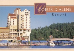 Idaho Coeur D' Alene The Coeur D' Alene Resort & Conference Center - Coeur D'Alene