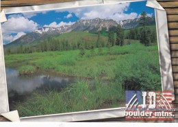 Idaho Boulder Mountains Sawtooth National Recreation Area - Etats-Unis