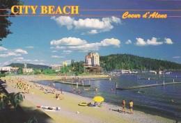 Idaho Coeur D' Alene City Beach - Coeur D'Alene