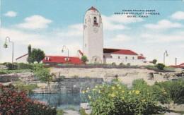 Idaho Boise Union Pacific Depot And Howard Platt Gardens 1948 - Boise