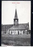 60 - Hauteuil - L'église - Francia