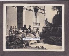 NOGENT LE ROTROU 1930/40 - Photo Originale De Mr Ch. TOUSSAINT à Son Domicile Avec Sa Famille ( Eure Et Loir ) - Lieux