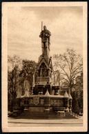 B6634 - Berlin - Rolandbrunnen - Roland Denkmal - Monuments