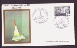 ESPACE - 1970/07 - Journée Portes Ouvertes à Biscarosse - CEL - 1 Document - Space