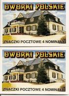 POLAND / POLEN, CIECHANÓW POST OFICE, 2001,  Booklet 67/68 - Markenheftchen