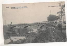 39191  -   Duffel  Nouveau  Pont  Du Chemin De Fer - Duffel