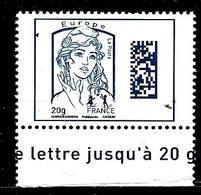 FRANCE 4975** (Europe 20g) Bleu Ciel Type Marianne De Ciappa Et Kawena - 2013-... Marianne De Ciappa-Kawena
