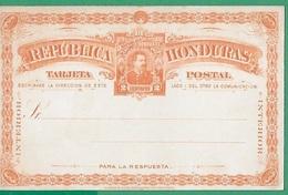! - Honduras - Carte Postale   - Non Utilisée - Honduras