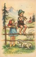 GERMAINE BOURET EDITION EAEC  MON DIEU QU'IL EST DOUX D'ANNONCER VOTRE BONTE A VOTRE GRACE - Bouret, Germaine