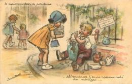 GERMAINE BOURET EDITION EAEC  LE RACCOMMODEUR DE PORCELAINE - Bouret, Germaine