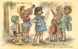 GERMAINE BOURET EDITION EAEC  LES CHANTEURS DES RUES - Bouret, Germaine