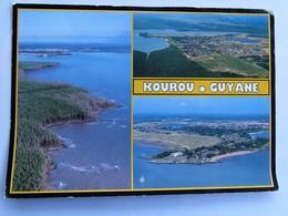 Carte Postale : KOUROU GUYANE - Guyane