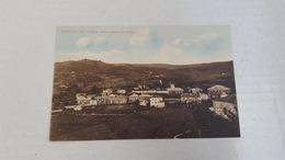 RARE ANTIQUE POSTCARD PORTUGAL PAREDES DE COURA - VISTA PARCIAL DA VILA UNUSED - Viana Do Castelo