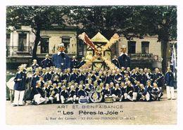 """SAINT POL Sur TERNOISE  62  """" Les Pères La Joie """" - Saint Pol Sur Ternoise"""