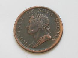 CANADA - Nova Scotia Half Penny Token 1832   ***** EN ACHAT IMMEDIAT ***** - Canada