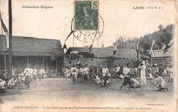 CPA LAOS - LUANG PRABANG - Le Roi Sisavong - Laos