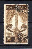 ITALIA 1911 CANCELLED - 1900-44 Vittorio Emanuele III