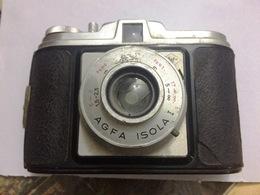 APPAREIL PHOTOGRAPHIQUE-AGFA ISOLA I- - Cameras