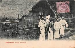 CPA Singapore - Indian Washmen - Singapour