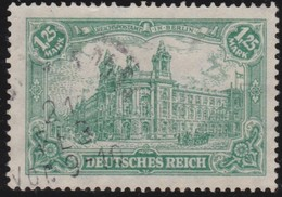 Deutsches  Reich   .    Michel   .      116           .     O     .     Gebraucht   .   /     .    Cancelled - Deutschland