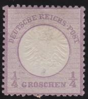 Deutsches  Reich   .    Michel   .    16         .    (*)     .    Kein  Gummi   .   /     .   No Gum - Deutschland