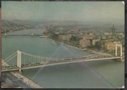 Budapest Ungheria Ponte Elizabetta Sul Danubio - Ungarn