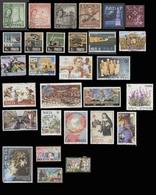 Malta Mini Collection Of 29 Stamps, Mixed - Malta