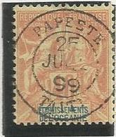 10 Type Groupe   Beau Cachet    (clasocean) - Oceanië (1892-1958)