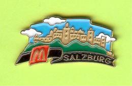 Pin's Mac Do McDonald's Salzburg  - 9J03 - McDonald's