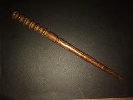 Antico Fuso In Legno Fine 800 - Tools