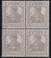 Deutsches  Reich   .    Michel   .  102  Block  4        .        **        .      POSTFRISCH    .  /   .   MNH - Germany