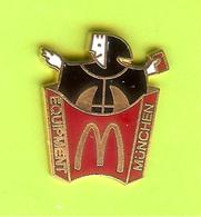 Pin's Mac Do McDonald's Equipment München - 7O30 - McDonald's