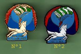 PARA CLUB  FOS SUR MER *** Pin's N°2 En Vente - Uniquement *** 0067 - Paracadutismo