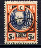 TOUVA  - 19° - MONGOL - Tuva