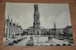 4083- Brugge  Bruges, Grote Markt - Brugge