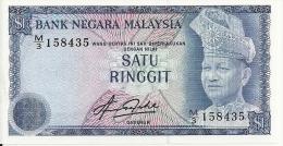 MALAYSIE 1 RINGGIT ND1981 UNC P 13 B - Malaysie