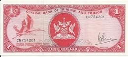 TRINIDAD ET TOBAGO 1 DOLLAR L.1964(1977) P 30 A - Trinité & Tobago
