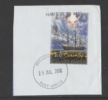 Pitcairn Is.Bounty Ship Used - Postzegels