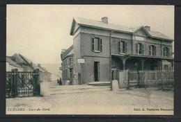 Reproduction Cuesmes  Mons  Hainaut Gare Station - Belgium