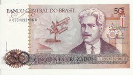BRESIL 50 CRUZADOS  ND1986 UNC P 210 A - Brazil