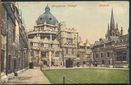 °°° 12217 - UK - OXFORD - BRASENOSE COLLEGE °°° - Oxford