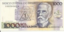 BRESIL 1 CRUZADO NOVO  ND1989  UNC P 216 - Brazil