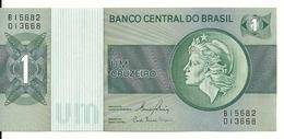 BRESIL 1 CRUZEIRO ND 1972-80 UNC P 191A C - Brazil